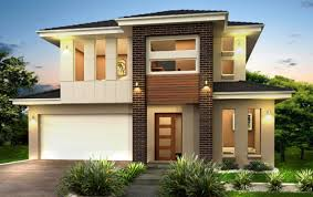 Two Story Home Designs Two Story Design Homes House Design Plans