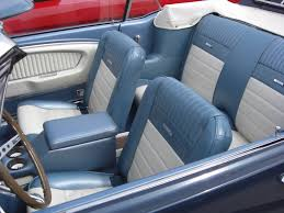Blue And Black Mustang Caspian Blue 1965 Ford Mustang Convertible Mustangattitude Com
