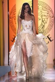 versace wedding dresses thursday threads couture wedding dresses the bijou