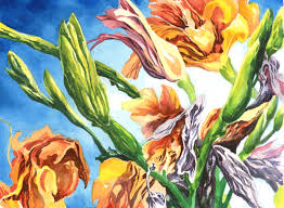 Day Lillies Day Lilies Iii Art Alliance Gallery Downtown