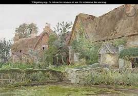 Cottages Gardens - thatched cottages and cottage gardens john fulleylove