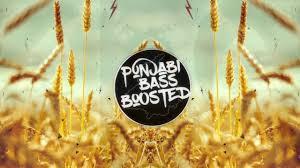 velly jatt written in punjabi punjabi bass boosted let the bass speak