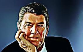 president ronald reagan the liberty tree