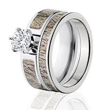mossy oak wedding rings mossy oak camo bridal set camo wedding rings brush camo rings