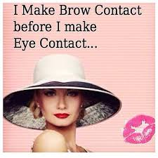 Bushy Eyebrows Meme - make up tutorials shemazing