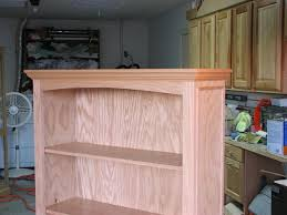 Cheap Oak Bookcases Ron U0027s Oak Bookcase The Wood Whisperer