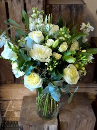 Wedding Flowers Gold Coast Wedding Flowers Informal White And Green Adam U0027s Garden Florist