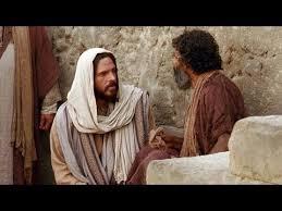 Christ Healing The Blind Jesus Heals A Man Born Blind Youtube