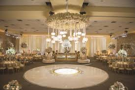 floor and decor houston tx reception décor photos floral ring lanterns floor
