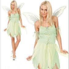 Garden Fairy Halloween Costume Popular Tinkerbell Costume Women Buy Cheap Tinkerbell Costume