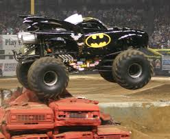 how many monster trucks are there in monster jam batman truck wikipedia