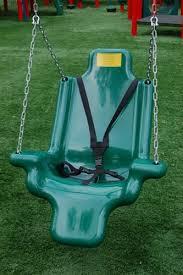 handicap swing child s handicap ada swing seat playground swing chairs