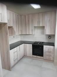 esperanza oak kitchen cabinets esperanza oak melamine with tcc interior projects