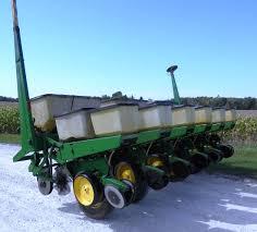 midwestauction com tractors skidsteer large square baler planter