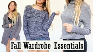 Wardrobe Online Shopping Aliexpress Fall Clothing Haul Try On Fall 2017 Affordable