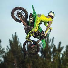 dirt bike motocross fox racing 2017 mx gear new 180 race flo yellow dirt bike