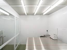 Cleanroom Ceiling Tiles by Cleanroom Ceilings Cleanroom Ceiling Systems Gordon Inc