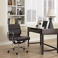 new york eames office chair home midcentury with soft pad