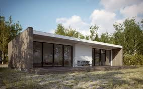 making of scandinavian summer house 3d architectural