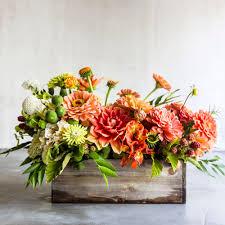 Flower Arrangement Techniques by Grow Your Own Flower Arrangements Sunset