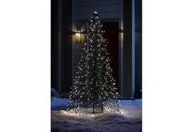 collapsible christmas tree versatile fold flat christmas tree 6 ft sharper image