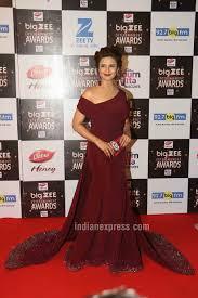 Red Carpet Entertainment Photos Big Zee Entertainment Awards 2017 Alia Bhatt To Mouni Roy