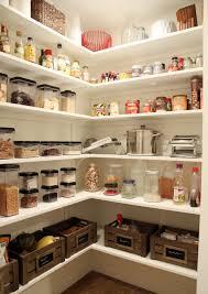the finished pantry rangement cuisine rangement et garde manger