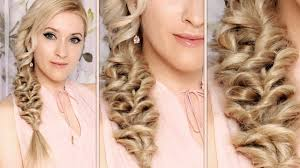 mermaid braid hairstyle tutorial everyday medium long hair