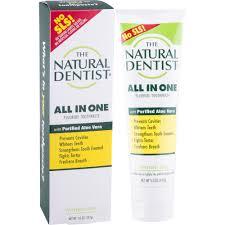 amazon com the natural dentist healthy white pre brush rinse