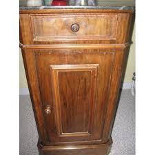 le de chevet ancienne table de chevet ancienne en noyer achat et vente