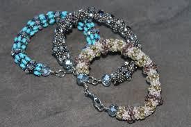 beaded rope bracelet images Pdf tutorial super duo and crystal beaded rope bracelet pdf jpeg
