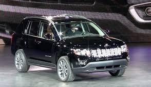 new jeep truck 2014 watch the new cvtless 2014 jeep compass debut at the detroit auto