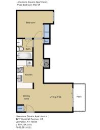 large 1 bedroom apartment floor plans limestone square u2013 large 1 bedroom u2013 lexington ky cowgill