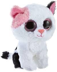 ty beanie boo pinky pink barn owl pink beanie barn owls