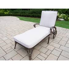 Cast Aluminum Lounge Chairs Living Room Incredible Madrid Adjustable Sling Chaise Lounge With