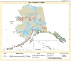 Alaska Cities Map by Alaska Ecosystems Of Conservation Concern Biophysical Settings
