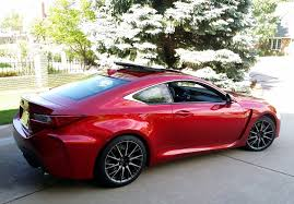 lexus two door sports car price 2015 lexus rc f rwd 2 door coupe u2013 stu u0027s reviews