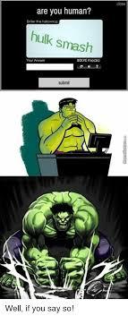 Hulk Smash Meme - 25 best memes about hulk smash hulk smash memes