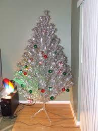 christmas 90 astonishing aluminum christmas tree picture ideas
