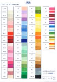 Color Shade by Dmc Shade Card Image Gallery Hcpr