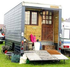 Renting A Tiny House Rental Trick 3 A Door Organizer Modern Living Rv And Doors