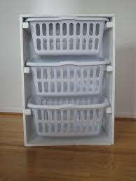 laundry room winsome laundry basket shelf organizer full image