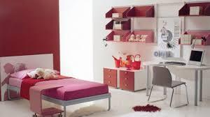 minimalist teenage bedroom ideas with beautiful floral