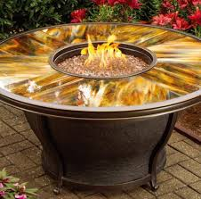Gas Fire Pit Table Sets - 9 fire pit tables for the outdoor area cute furniture
