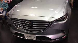 Cx 9 Redesign Mazda Cx 9 2018 Youtube