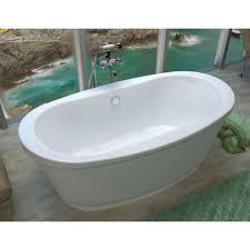 bathroom lovable free standing tubs boyce acrylic freestanding