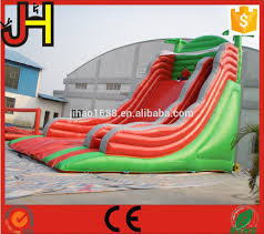 giant inflatable water slide for giant inflatable water