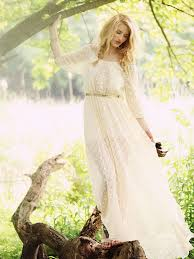casual wedding dresses uk bohemian style wedding trends for 2014 vponsale wedding custom