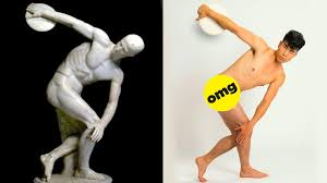 regular guys try magic mike the try guys try the ancient olympics youtube