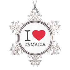 i jamaica ornaments keepsake ornaments zazzle